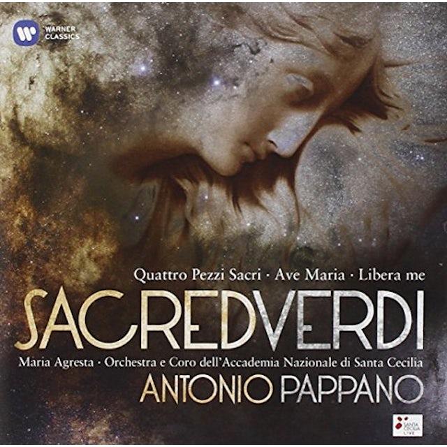 Antonio Pappano SACRED VERDI CD