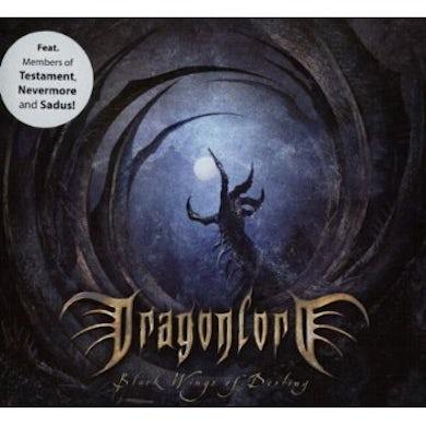 Dragonlord BLACK WINGS OF DESTINY CD