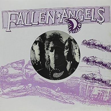 Fallen Angels CLOUDS/LOSING MY REASON Vinyl Record