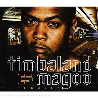 Timbaland & Magoo PRESENT CD
