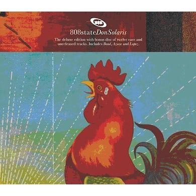 808 State DON SOLARIS CD