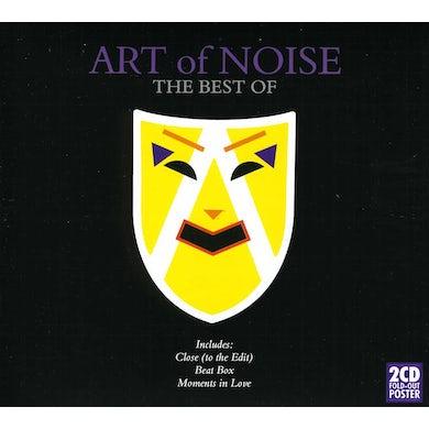 Art Of Noise BEST OF CD