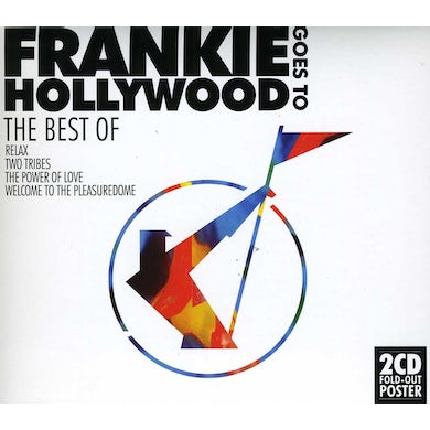 Frankie Goes To Hollywood BEST OF CD