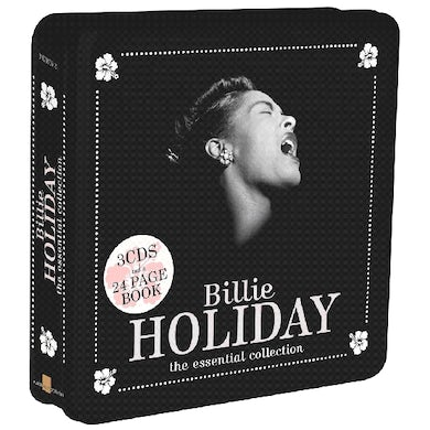 Billie Holiday ESSENTIAL COLLECTION CD