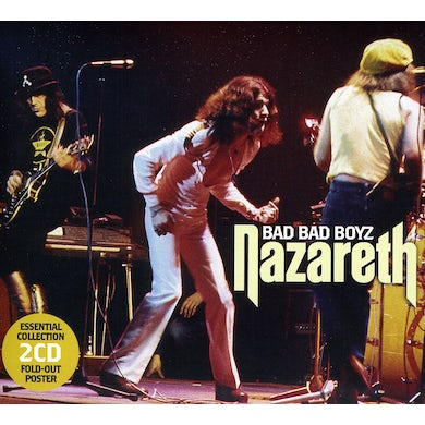 Nazareth BAD BAD BOYZ CD