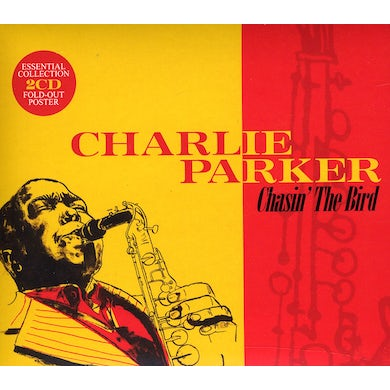 Charlie Parker CHASIN' THE BIRD CD