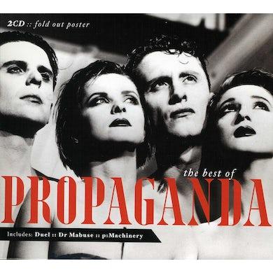 Propaganda BEST OF CD