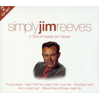 SIMPLY JIM REEVES CD