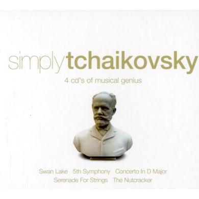 P.I. Tchaikovsky SIMPLY TCHAIKOVSKY CD