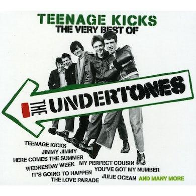 TEENAGE KICKS THE VERY BEST OF The Undertones CD