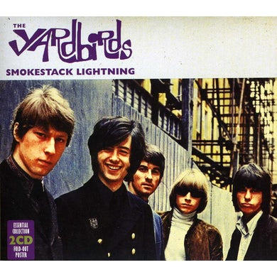 The Yardbirds SMOKESTACK LIGHTNING CD
