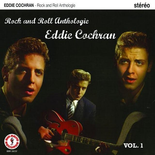 Eddie Cochran ROCK ANTHOLOGIE 1 Vinyl Record
