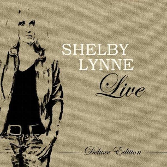 Shelby Lynne LIVE CD