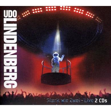 Udo Lindenberg STARK WIE ZWEI: LIVE CD