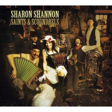 Sarah Shannon SAINTS & SINNERS CD