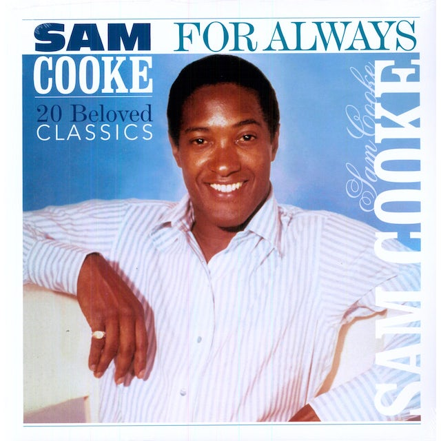 Sam Cooke FOR ALWAYS-20 BELOVED CLASSICS Vinyl Record