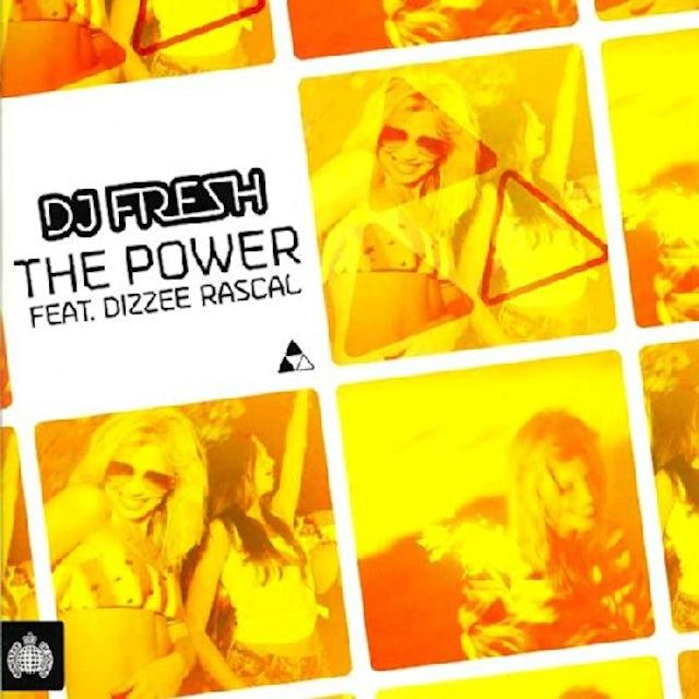 Dj Fresh Feat. Dizzee Rascal POWER Vinyl Record