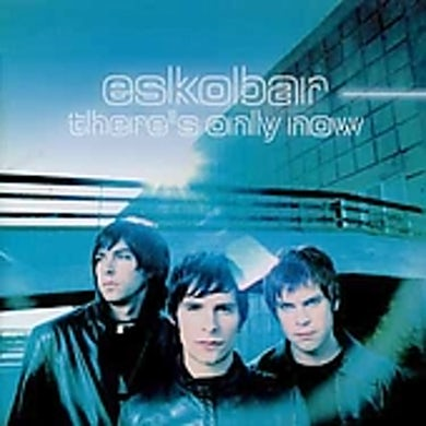 Eskobar THERE'S ONLY NOW CD