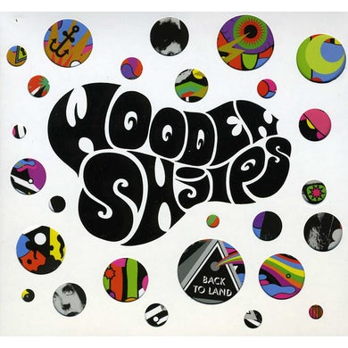 Wooden Shjips BACK TO LAND: AUSSIE EDITION CD