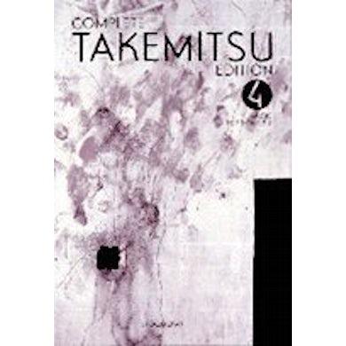 Toru Takemitsu COMPLETE TAKEMITSU COLLECTION-FILM MUSIC 2 4 CD
