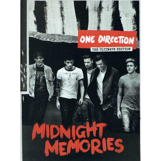 One Direction MIDNIGHT MEMORIES: INT'L DELUXE EDITION CD