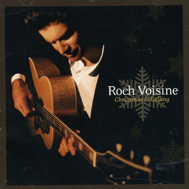 Roch voisine CHRISTMAS IS CALLING CD