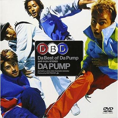 DA BEST OF DA PUMP DVD Audio