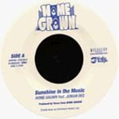 Home Grown SUNSHINE IN THE MUSIC/KIMI NO TOKORO E Vinyl Record