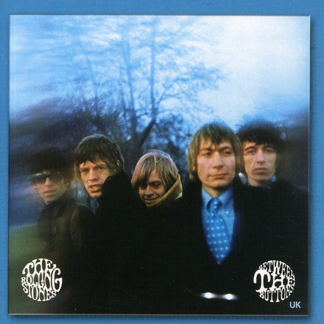 The Rolling Stones BETWEEN THE BUTTONS (UK VERSION) CD