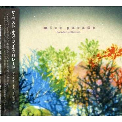 BEST OF MICE PARADE CD