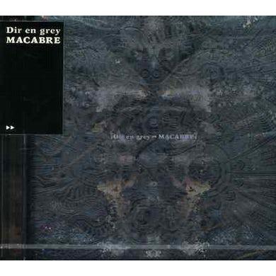 Dir En Grey MACABRE CD