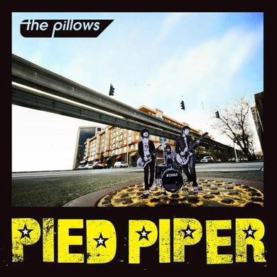 Pillows PIED PIPER (LIMITED) CD
