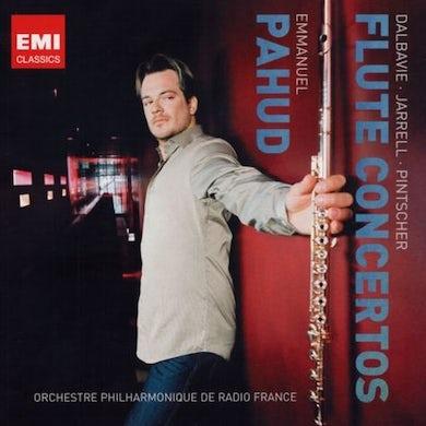 Emmanuel Pahud FLUTE CONCERTOS-DALBAVIE CD