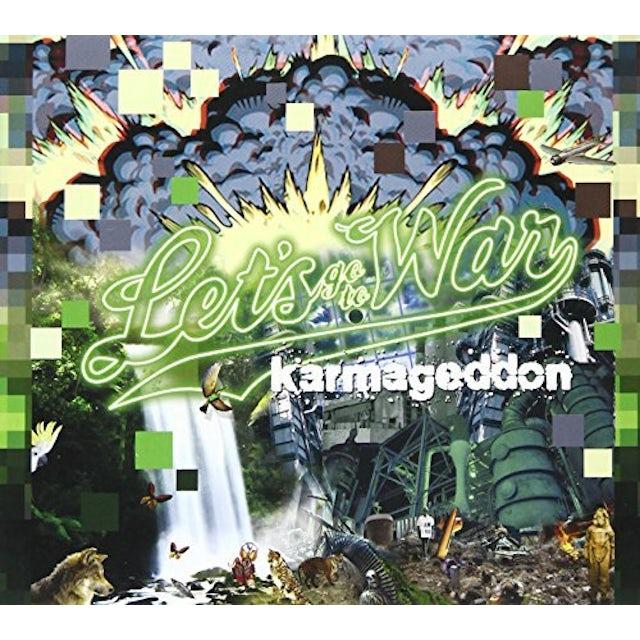 Let'S Go To War KARMAGEDDON CD
