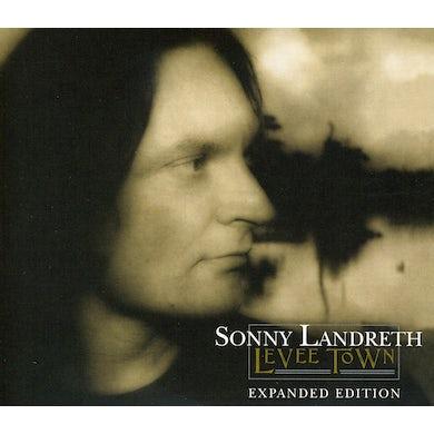 Sonny Landreth LEVEE TOWN CD