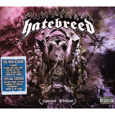 HATEBREED-DELUXE CD