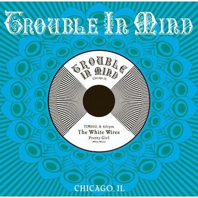 White Wires PRETTY GIRL Vinyl Record