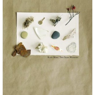 Kate Maki TWO SONG WEDDING Vinyl Record