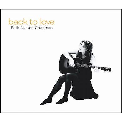 Beth Nielsen Chapman BACK TO LOVE CD