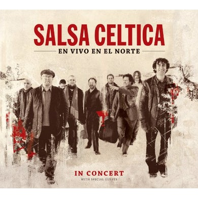 Salsa Celtica EN VIVO EN EL NORTE CD