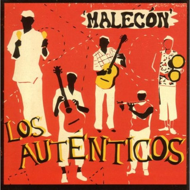 Los Autenticos MALECON CD