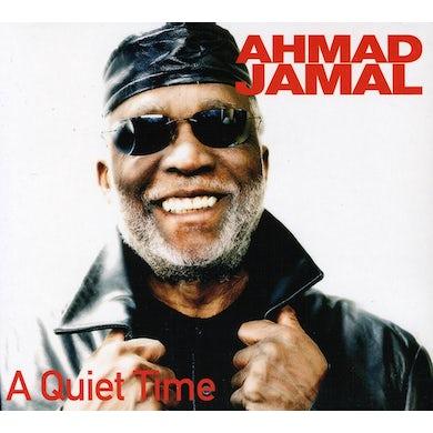 Ahmad Jamal QUIET TIME CD
