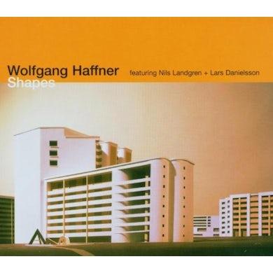 Wolfgang Haffner SHAPES CD