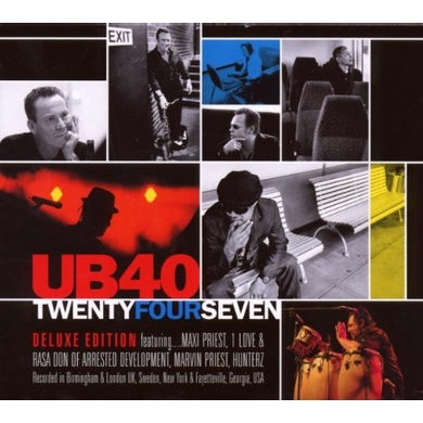 Ub40 TWENTY FOUR SEVEN CD