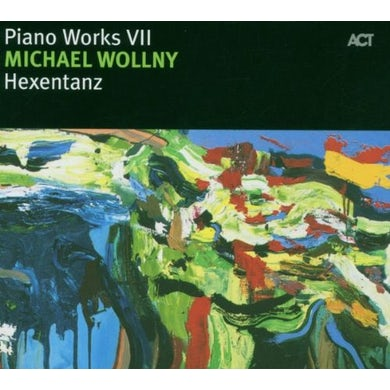 Michael Wollny PIANO WORKS VII: HEXATANZ CD