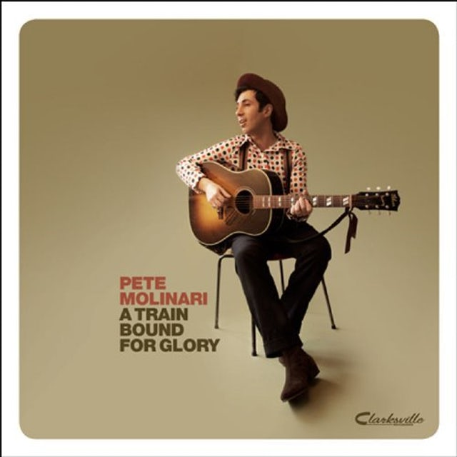 Pete Molinari TRAIN BOUND FOR GLORY Vinyl Record - UK Release