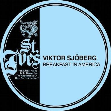 Viktor Sjoberg BREAKFAST IN AMERICA Vinyl Record