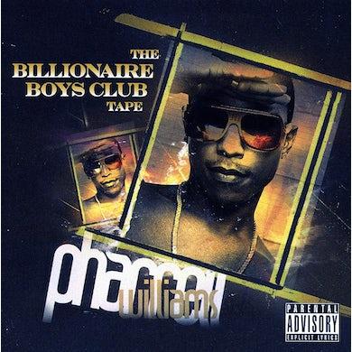 Pharrell Williams BILLIONAIRE BOYS CLUB TAPE CD