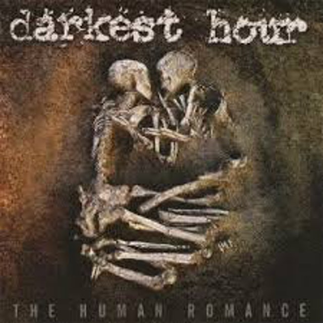 Darkest Hour HUMAN ROMANCE CD