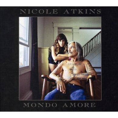 Nicole Atkins MONDO AMORE CD